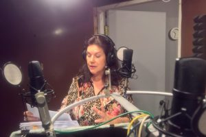 Mara Purl recording 2